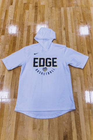 Nike White Hooded Tee