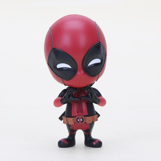 Mini Toys de Deadpool