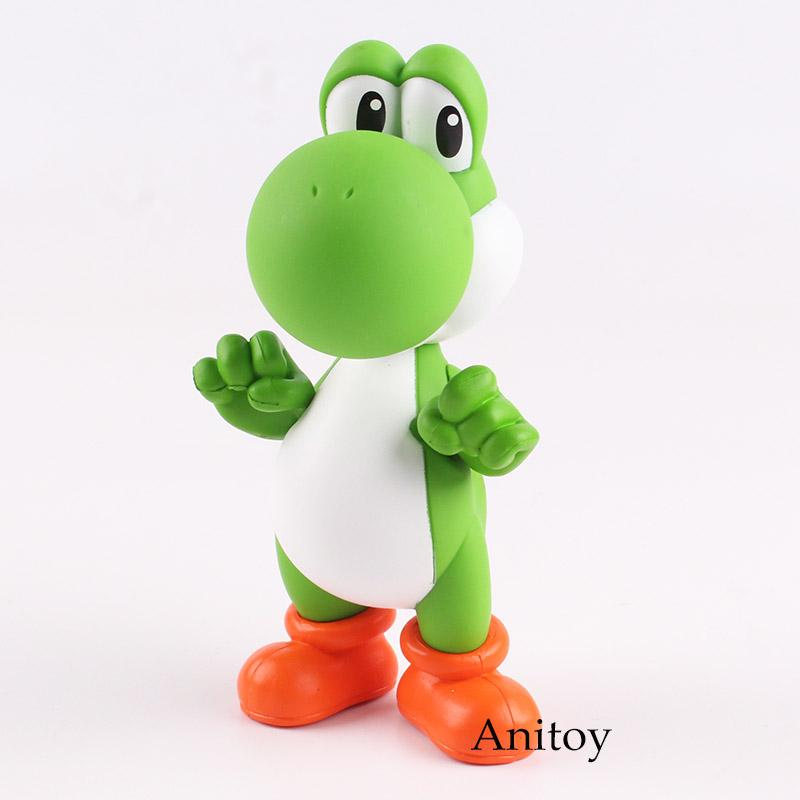 Action Figures - Yoshi do Super Mario Bros