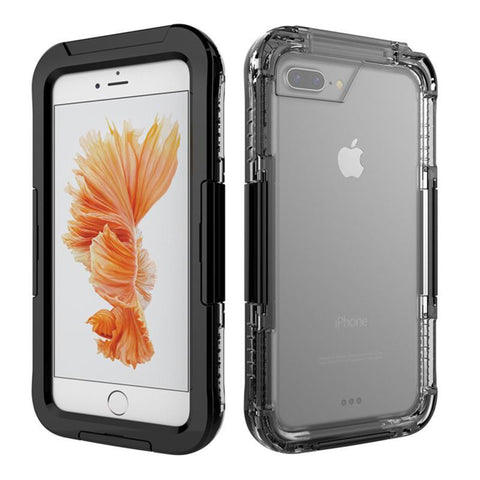 Waterproof Case For iPhone & Samsung