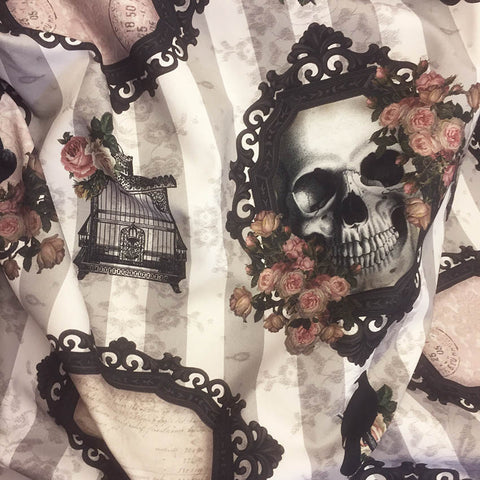 Victorian Gothic Fabric