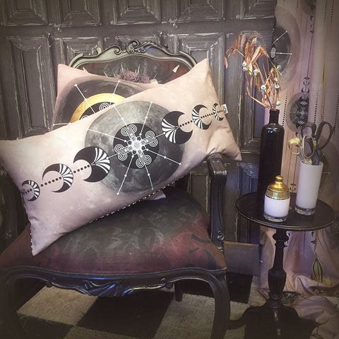 Luna Way Long Cushion Cover