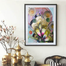 Load image into Gallery viewer, Limited Edition 'Flower Planet' Fine Art Print - Wall Art