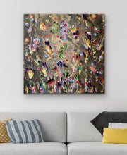 Load image into Gallery viewer, Sonic Seeds - Acrylic Painting on Canvas