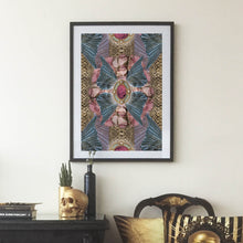 Load image into Gallery viewer, Limited Edition Safari Jewel Fine Art Print - Wall Art