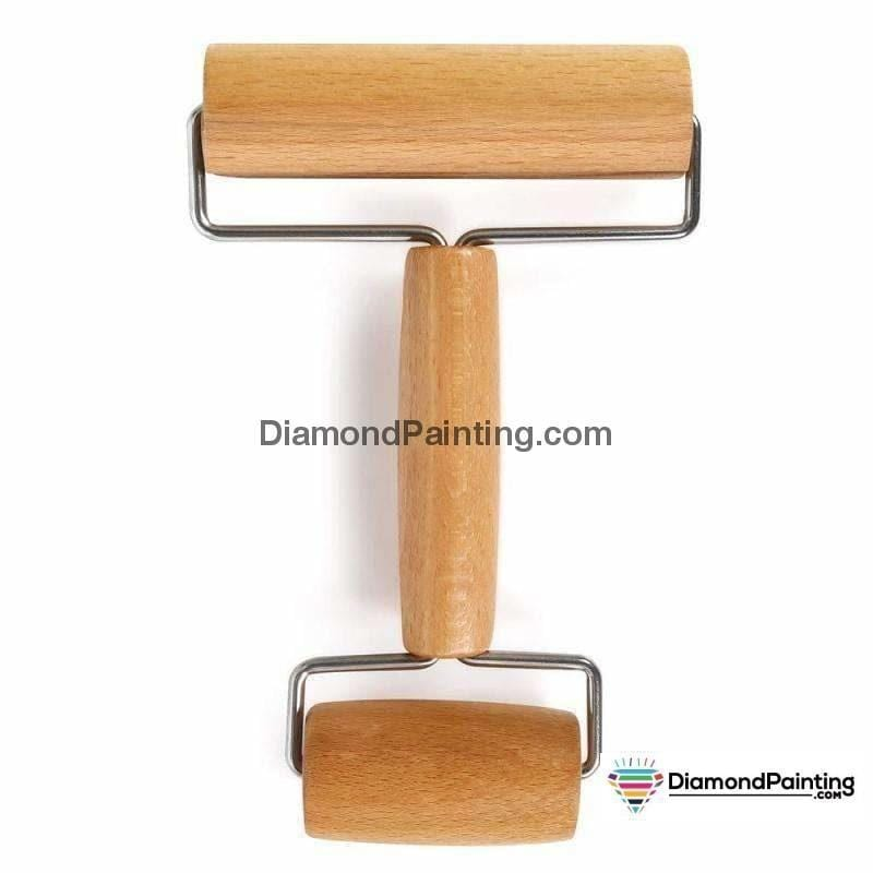 Ships from USA - Diamond Painting Roller Tool Double Header - DiamondPainting.com