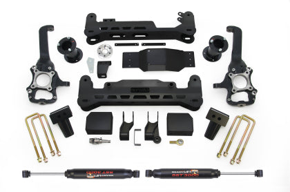 ReadyLIFT - 44-2575-K - F150 7in Off Road Lift Kit w/SST3000 Shocks (15-19)
