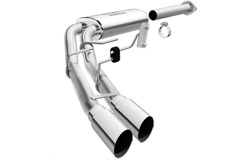 Magnaflow - 19054 - F150 Cat Back Exhaust System / Single Side Dual Exit (15-19)