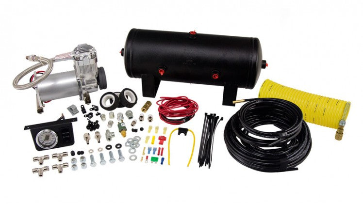 Air Lift - 25690 - F150 Quick Shot Compressor System (15-19)