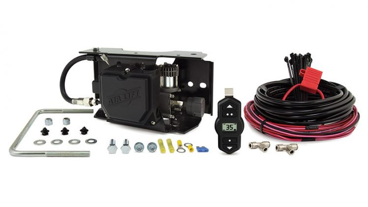 Air Lift - 25980EZ - F150 Wireless One Control System w/ EZ Mount (15-19)