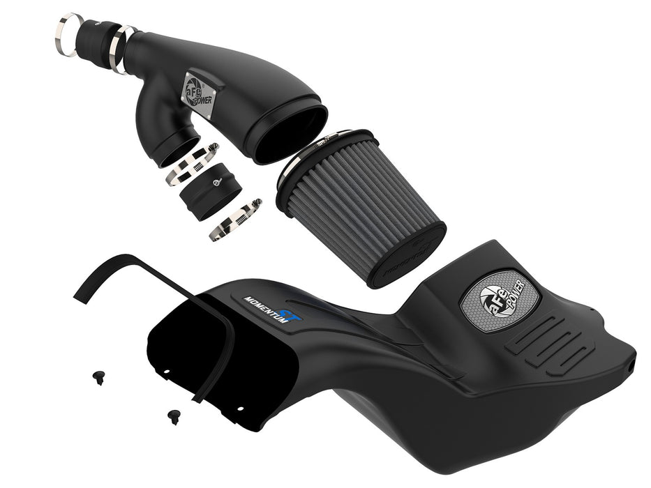 aFe - 50-40005R - F150 Momentum ST Cold Air Intake System EcoBoost 2.7L/3.5L (17-19)