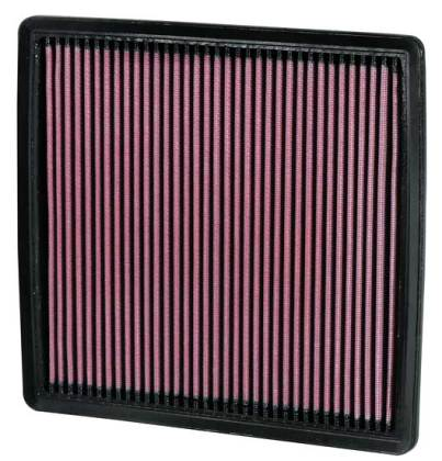 K&N - 33-2385 - F150 Drop In Air Filter (15-19)