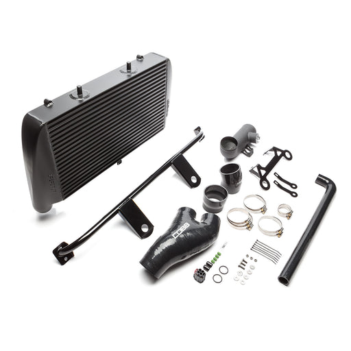 Cobb Tuning - 7F2500-BK - F150 Raptor Black Front Mount Intercooler Kit (17-19)