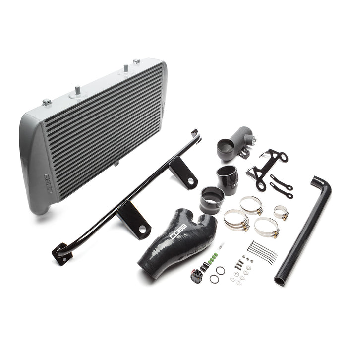 Cobb Tuning - 7F2500-SL - F150 Raptor Silver Front Mount Intercooler Kit (17-19)