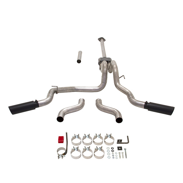 Flowmaster - 817725 / 817726 - F150 Outlaw Cat-Back Exhaust System (15-19)
