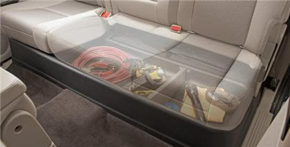 Husky Liners - 09291 - F-150 SuperCab Under Seat Storage Box (15-19)