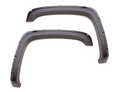 LUND - RX119TB - F-150 Rivet Style Elite Fender Flares Black Textured Rear 2pc (15-17)