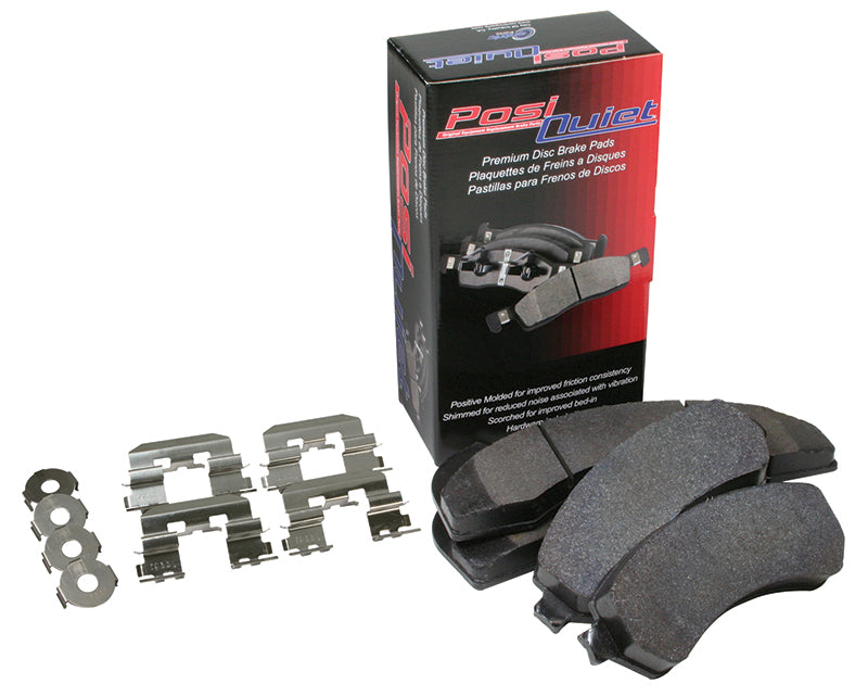 Stoptech - 106.14140 - F150 PosiQuiet Extended Wear Front Brake Pads (15-19)