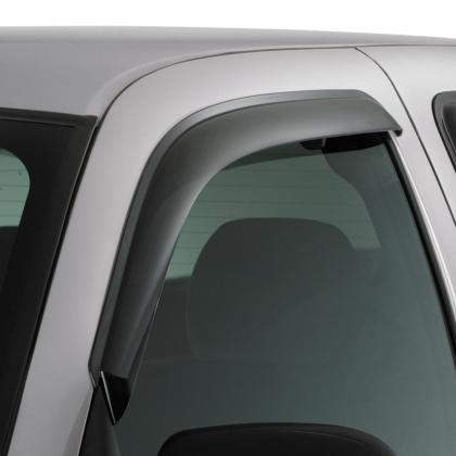 AVS - 92971 - F150 Standard Cab Ventvisor Outside Mount Window Deflectors 2pc (15+)