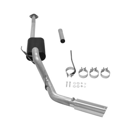 Flowmaster - 817727 - F150 Force II Cat-Back Exhaust System (15-19)