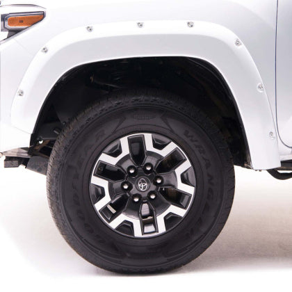 EGR - 793474 - F-150 Bolt-On Look Fender Flares Color Match (15-19)
