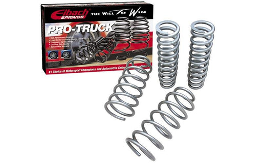 Eibach - E30-35-037-01-20 - F150 Lift Kits Pro-Lift-Kit Springs (15-20)