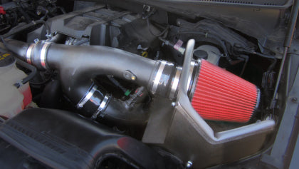 Corsa Performance - 619635 - F150 Metal Intake System 2.7/3.5L EcoBoost (15-19)
