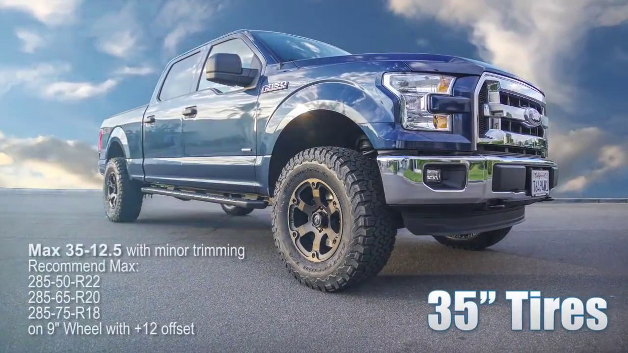 ReadyLIFT - 69-2300 - F150 3.5in SST Lift Kit (15-19)