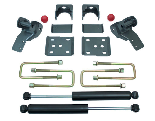 MaxTrac - 203240 - Rear Flip Lowering Kit with Max Trac Shocks (15-20)