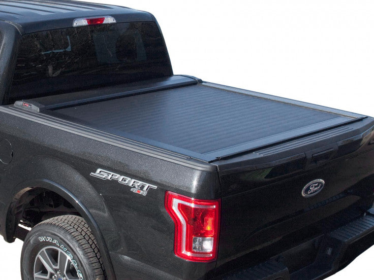Pace Edwards - SWFA05A28 - F150 Switchblade Tonneau Cover for 5.5ft Bed (15-19)
