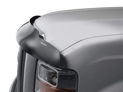 WeatherTech - 50252 - F-150 Stone Bug Shield Protector Deflector Dark Smoke (15+)