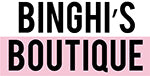 Binghis boutique logo