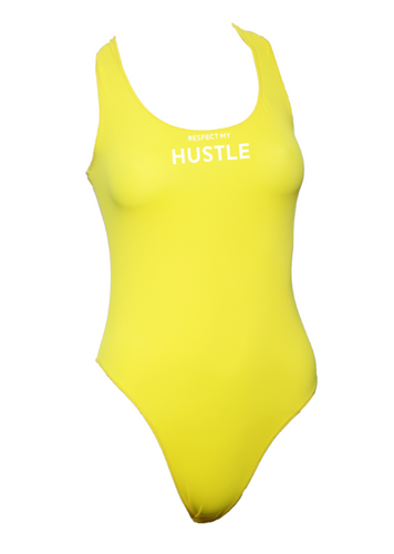 Respect My Hustle - Body-Suit