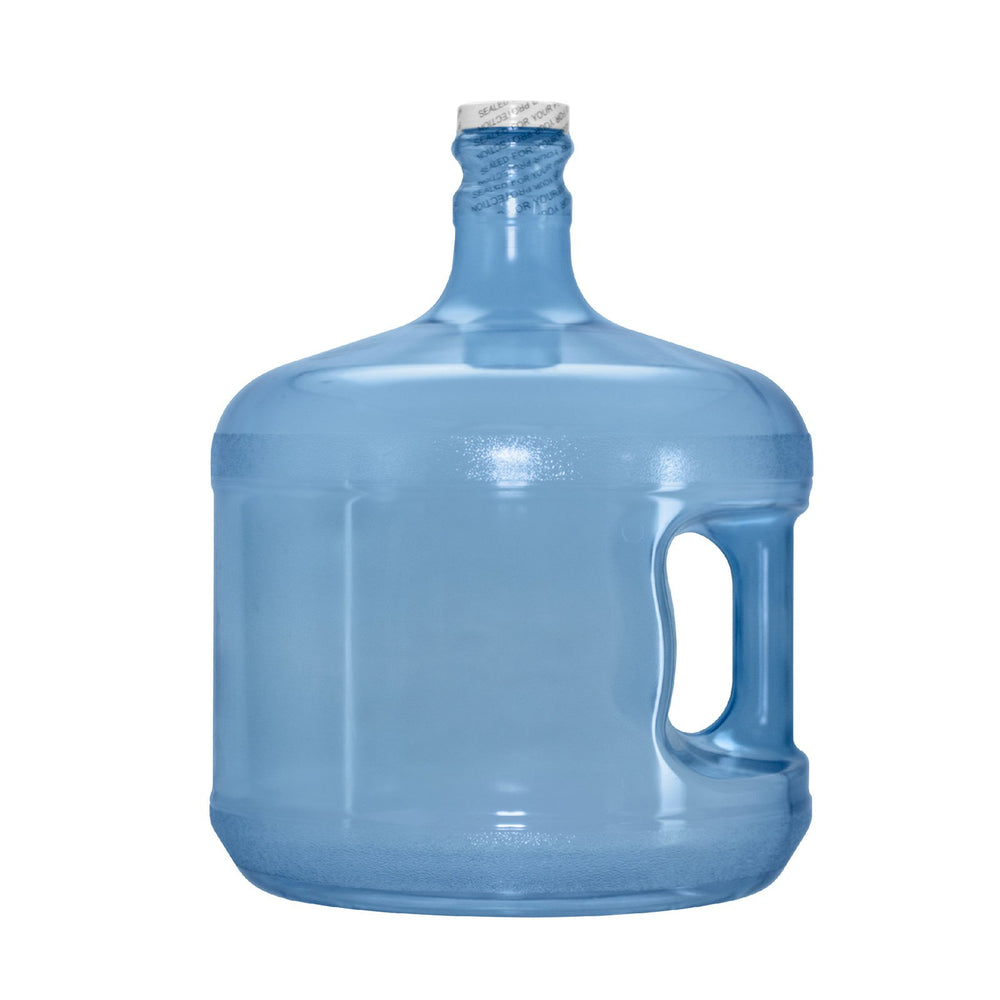 3 Gallon BPA Free Reusable Plastic Water Bottle