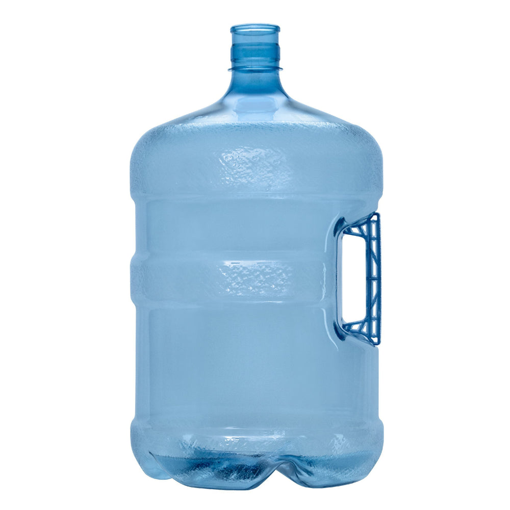 5 Gallon PET Plastic Water Bottle with Crown Cap