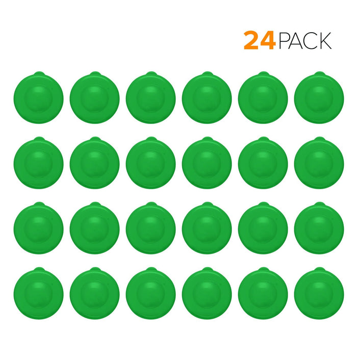 55MM Push Cap (24-Piece) Display Packages