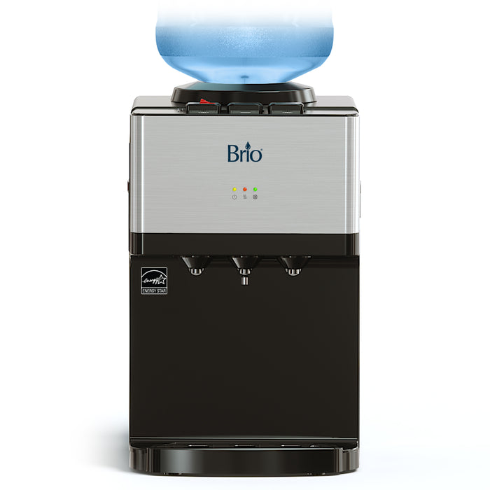 Brio Countertop Tri-temp Point of Use Water Cooler