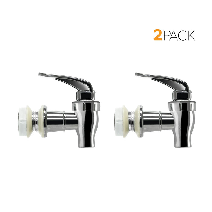 Standard Replacement Valve Display Packages (2-Piece) for Crocks and Water Bottle Dispensers