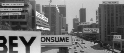 screen grab from John Carpenter's They Live