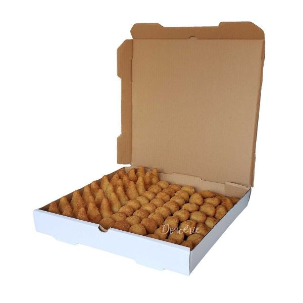 "Catering box 9"" - 50 pcs"