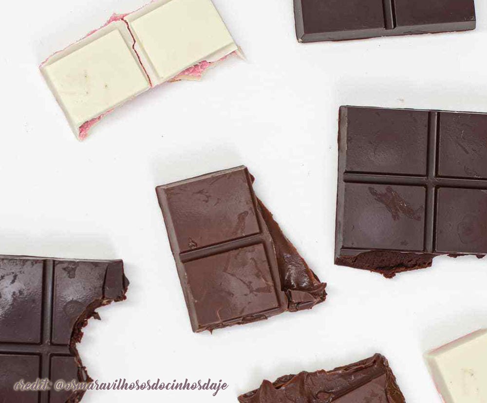 Acetate mold - Chocolate bar - Golden Bar | BWB
