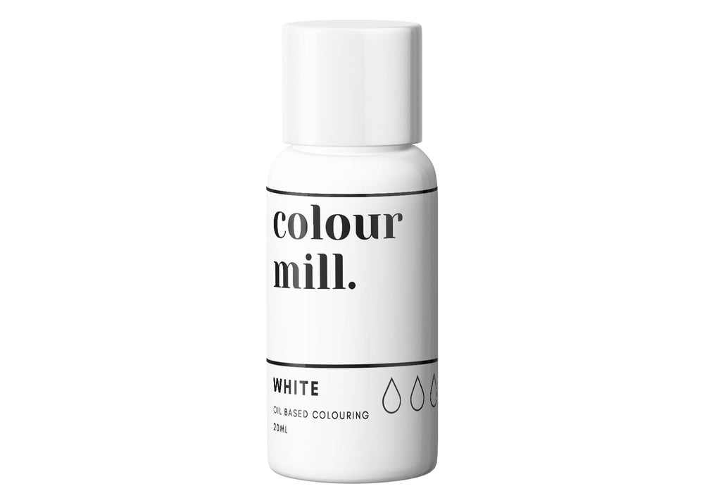 Food Colouring - White | Colour Mill