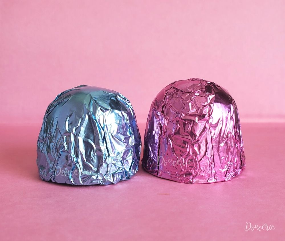 Confectionery Candy Chocolate Foil Wrapper - LILAC LAVENDER - Papel Chumbo para Bombom - LILAS | Doucerie Canada