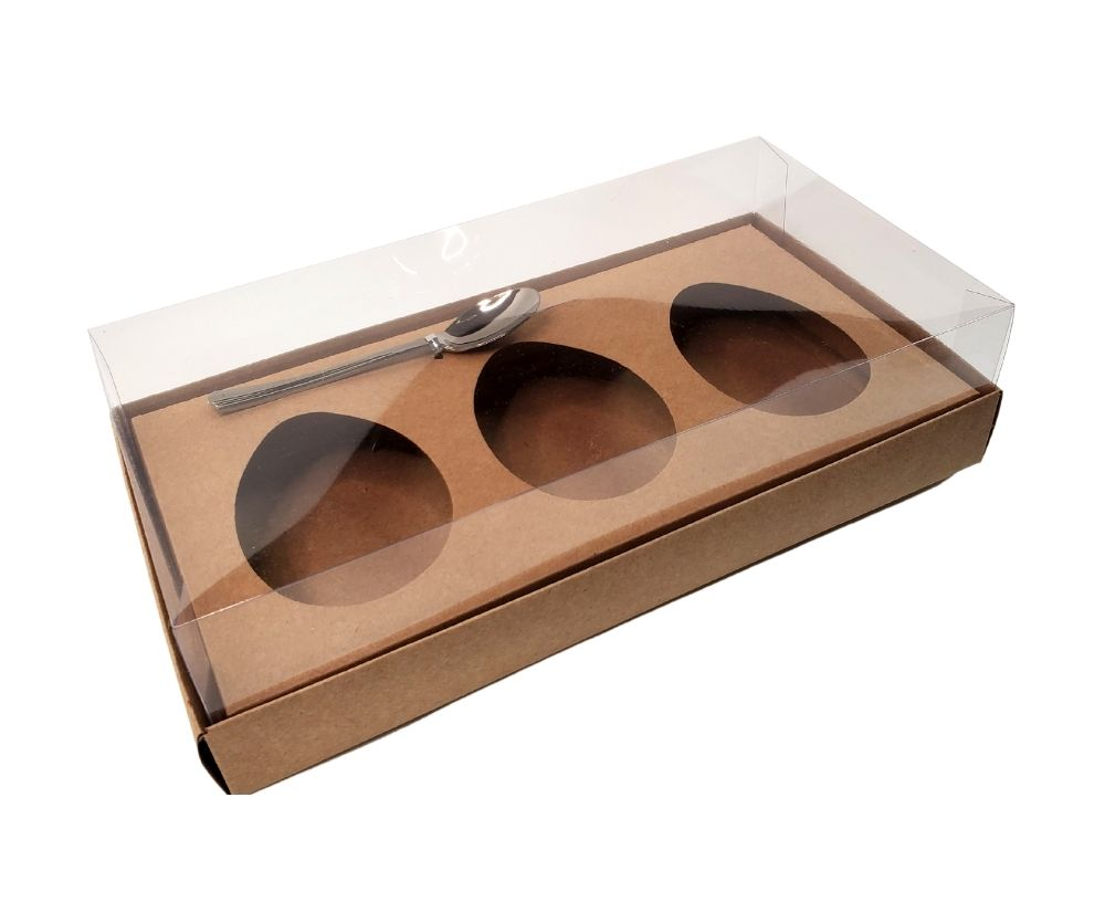 Easter Egg Box with Spoon - 150g