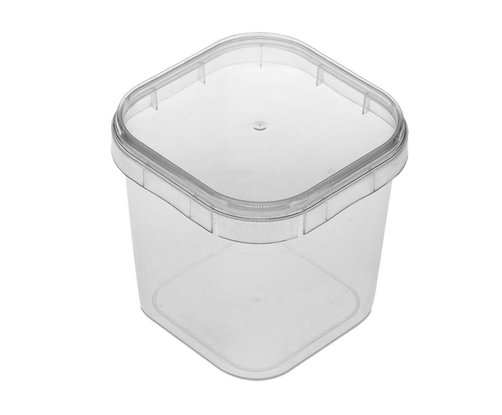 Food container - Square | Plastilânia