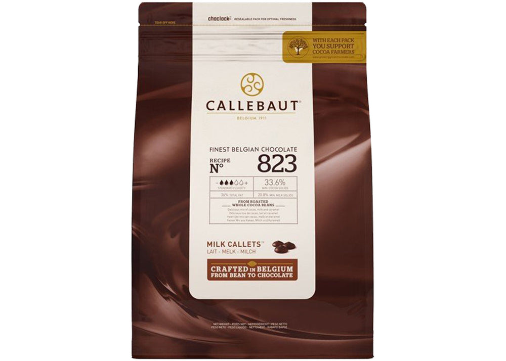 Milk Chocolate Couverture - 1kg | Callebaut