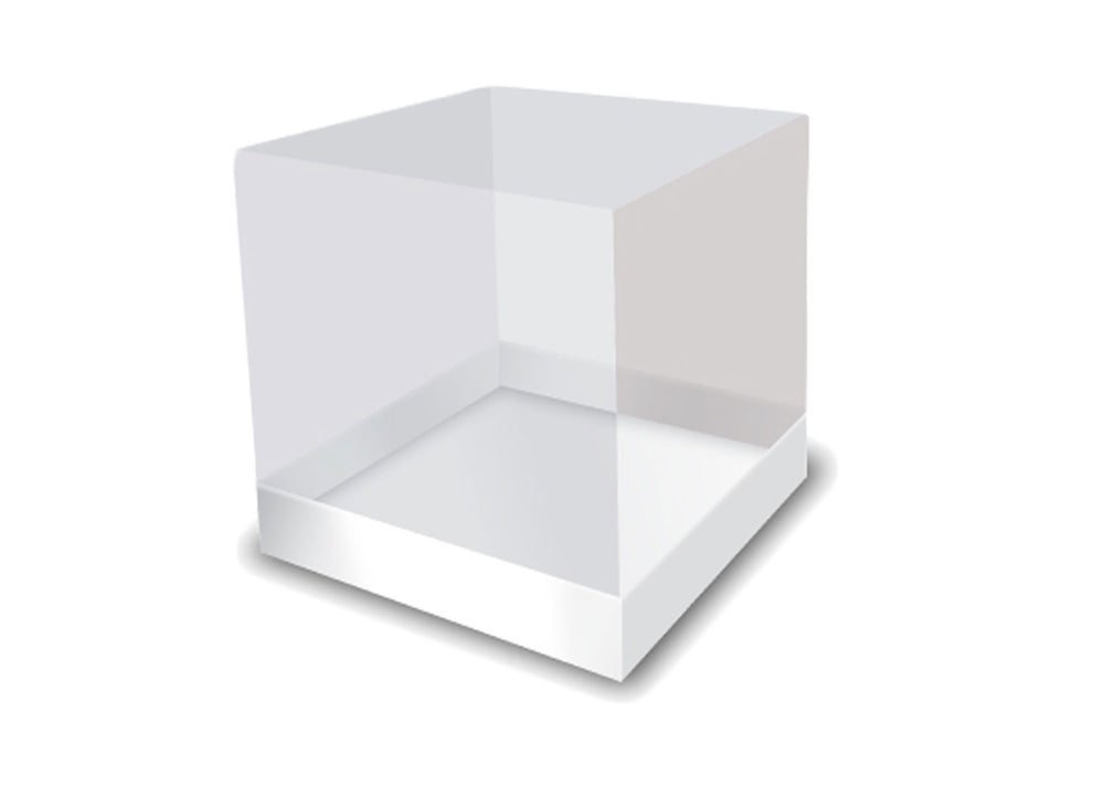 Cake box - White | Ultrafest