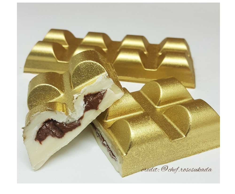 Special chocolate mold - Chocolate Bar | BWB