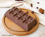 3 piece chocolate mold - Chocolate Bar - Special | BWB 9664