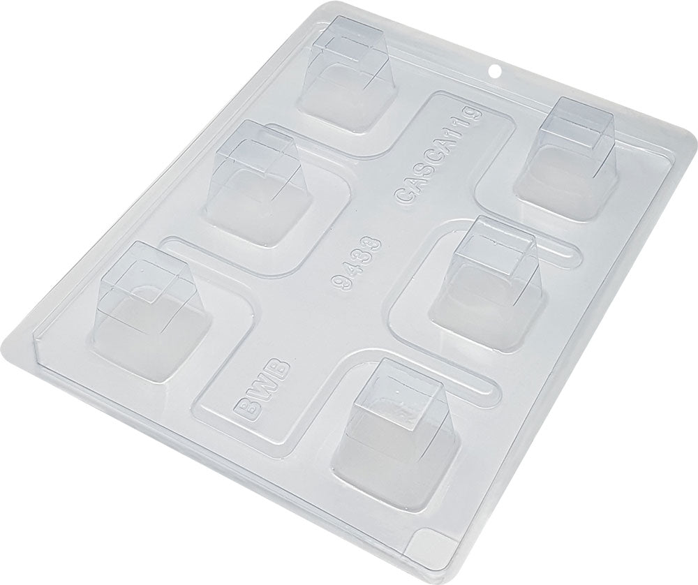 3 piece chocolate mold - Extended box | BWB